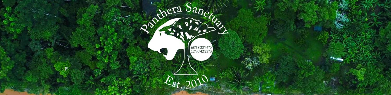 Logo for Panthera Sanctuary